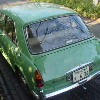 Vanden Plus Princess Mk1 AT<br>(カンパーランド・グリーン)