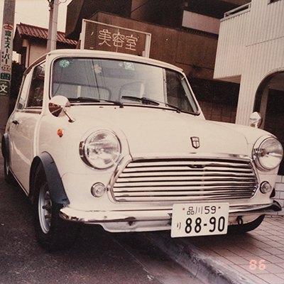 Mini 1000 HLE Mayfair <br>(O/W)